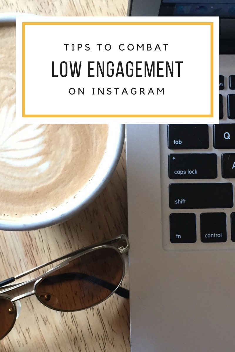 Low Instagram Engagement