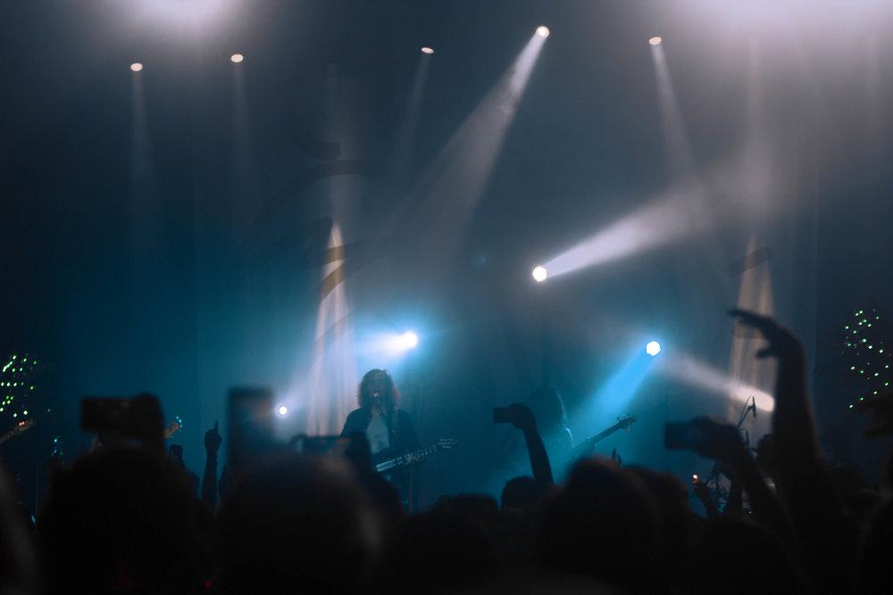 Chon consists of Nathan Camarena (drums), Mario Camarena (guitar) and Erick Hansel (guitar & vocals).
