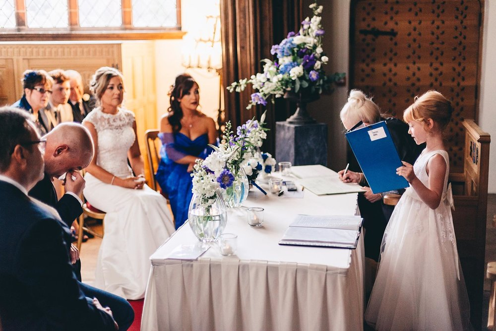 Ordsall Hall Wedding