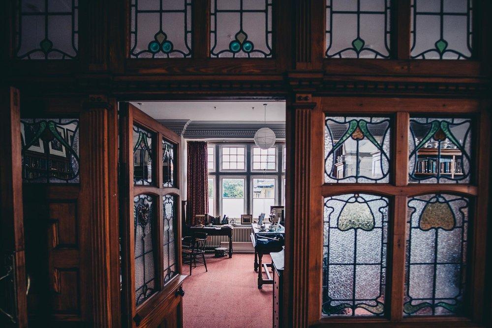 Inside the Prichard Jones Institute