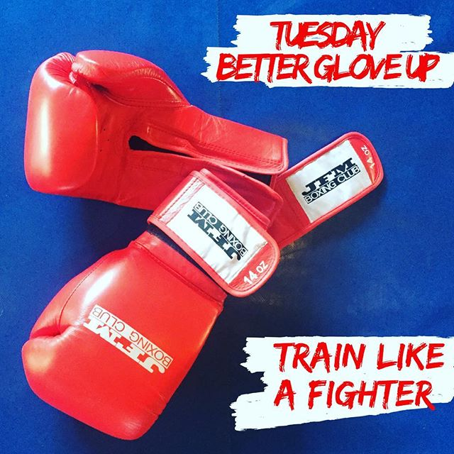 How are you training this week? Book in your sessions, set the tone, work hard.