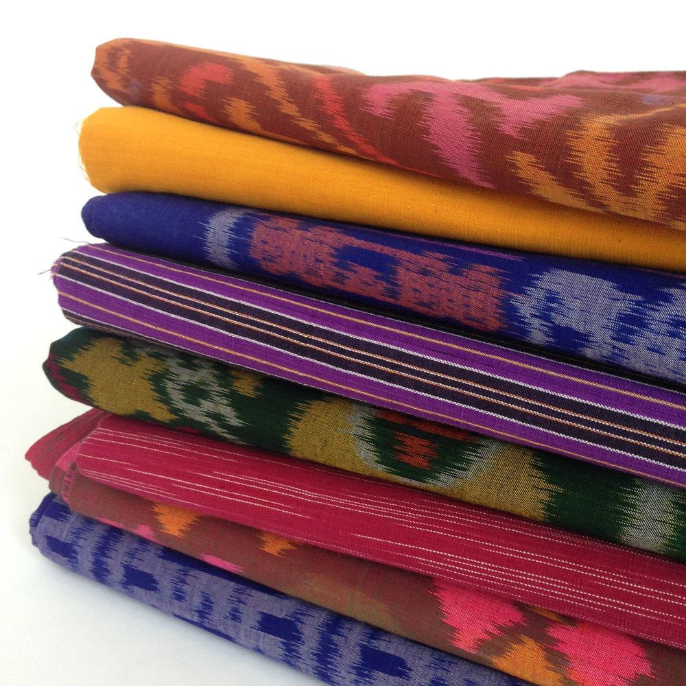Raya Exchange textiles