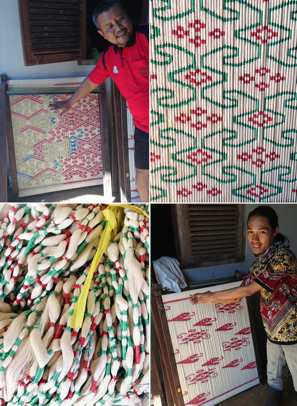Ikat in North Java | Raya Exchange