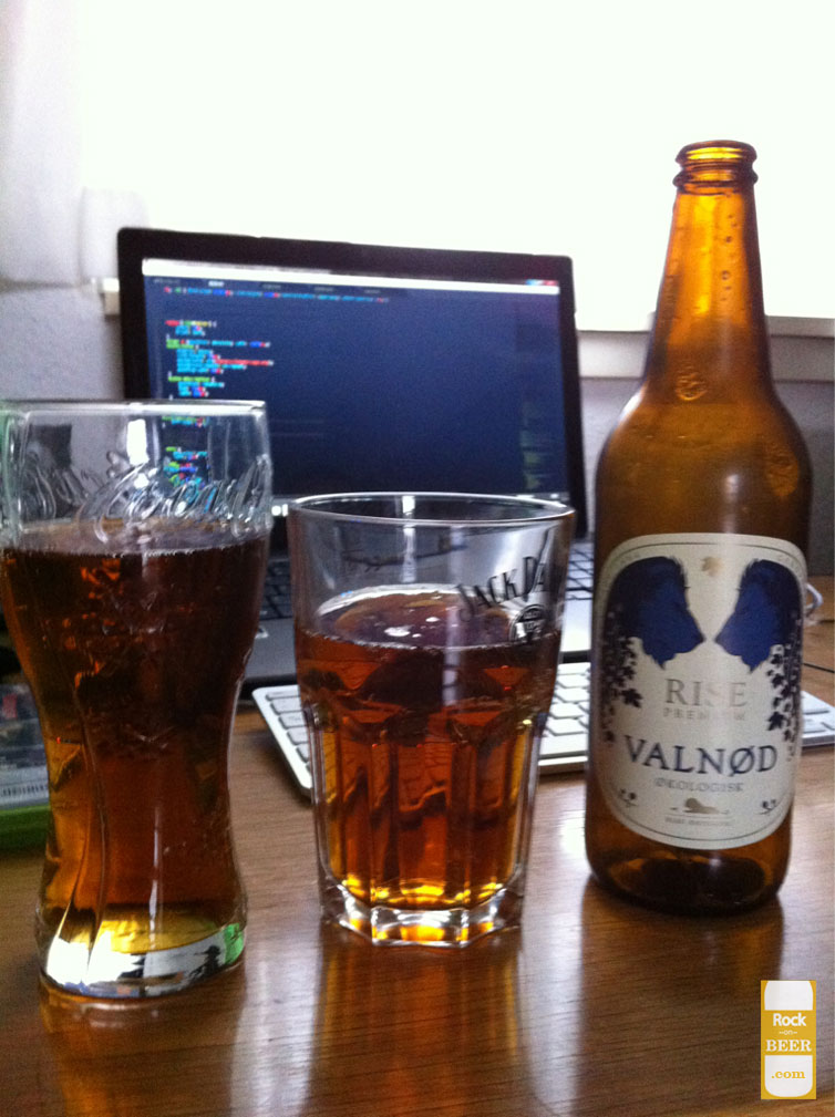 Rise Premium Valnød Beer