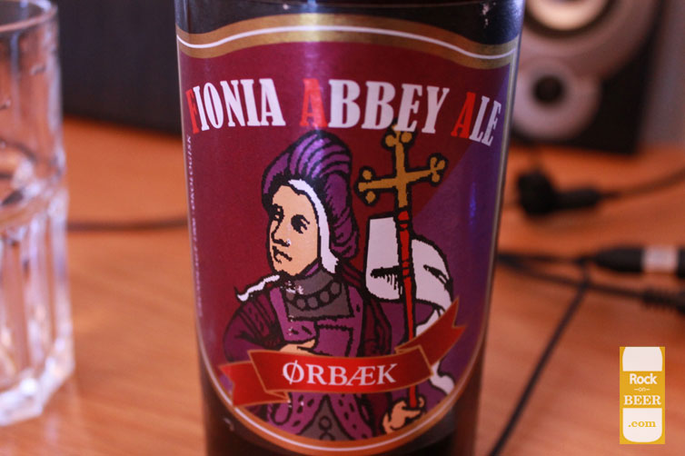 Ørbæk Fiona Abbey Ale