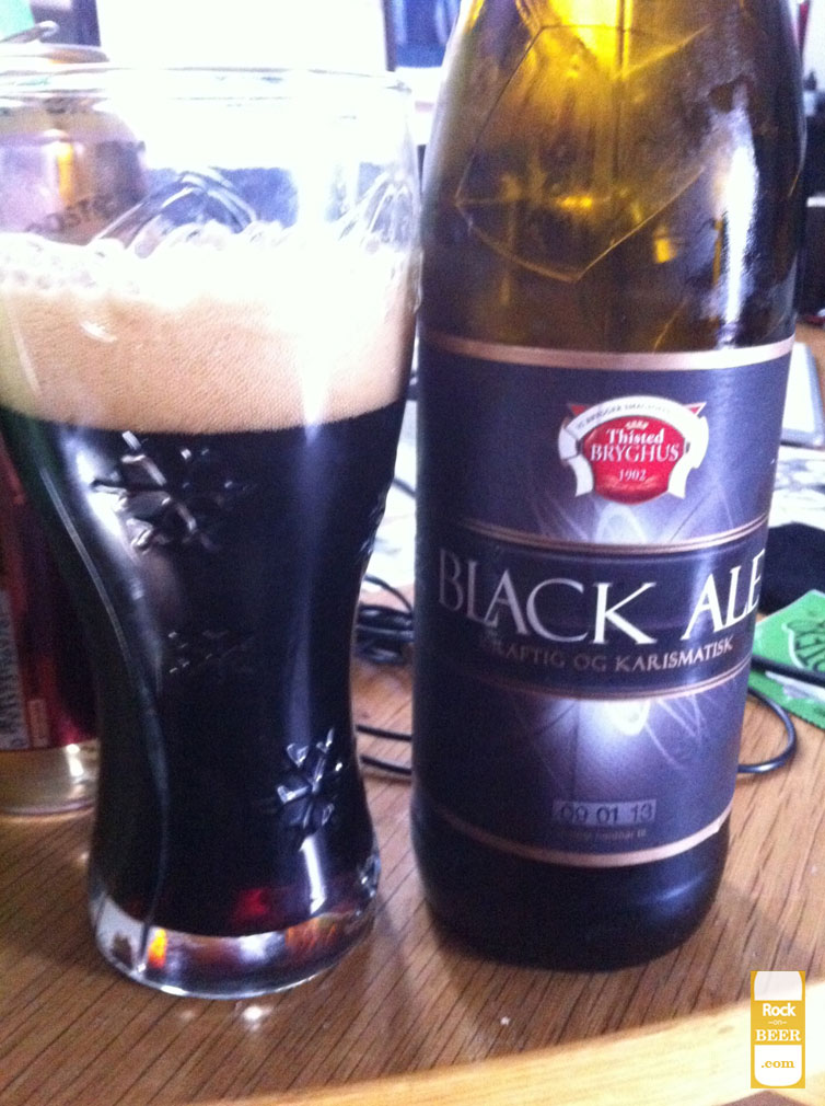 Thisted Black Ale