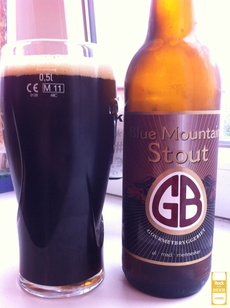 Gourmetbryggeriet Blue Mountain Stout