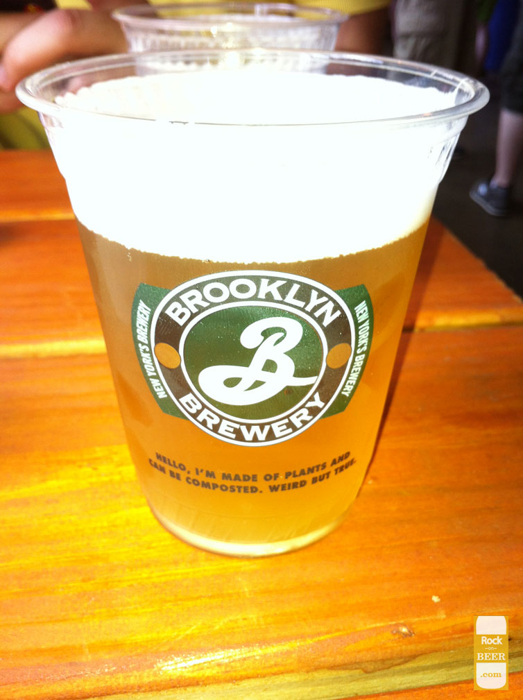 Brooklyn Brewery Radius