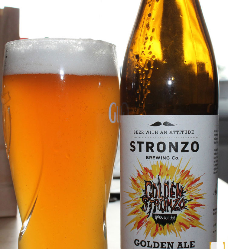 Stronzo Golden Ale