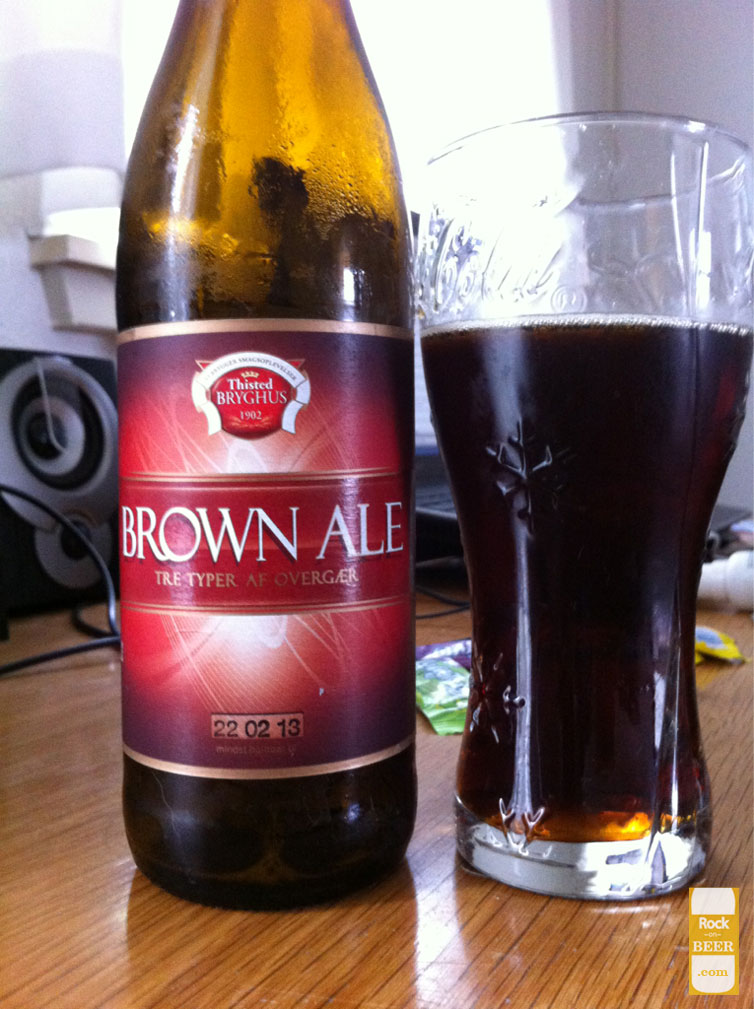 Thisted Brown Ale