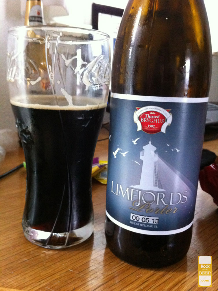 Thisted Limefjords porter