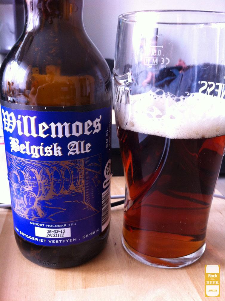 Willemoes Belgisk Ale