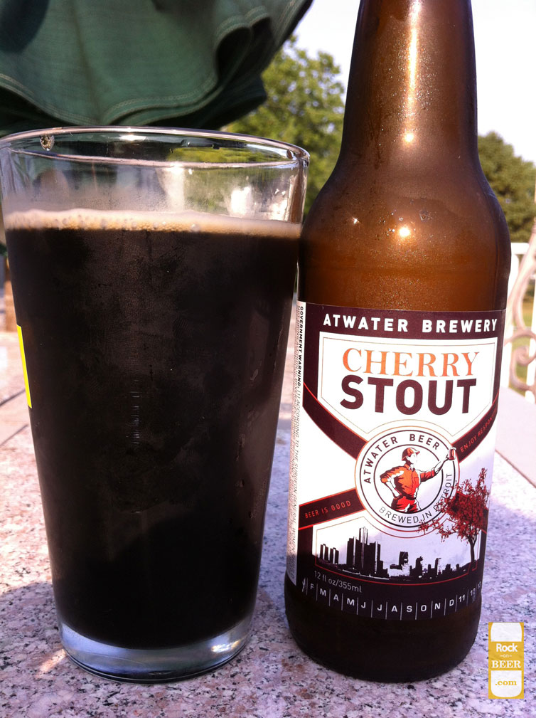 Atwater Brewery Cherry Stout