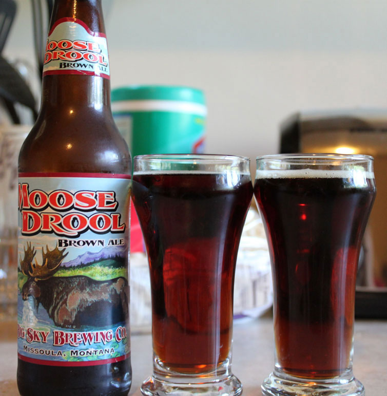Big Sky Brewing Moose Drool