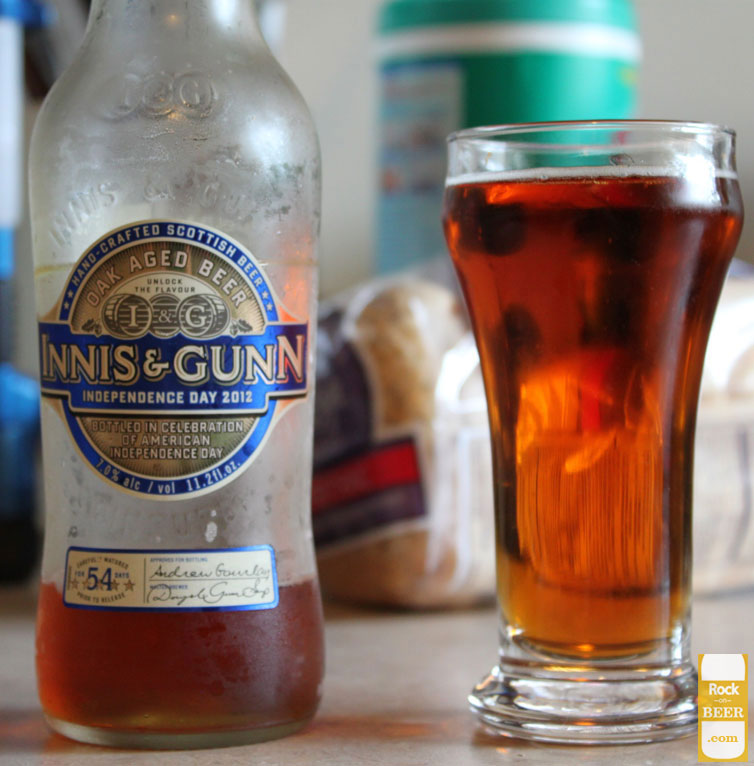 Innis & Gunn Independence Day 2012