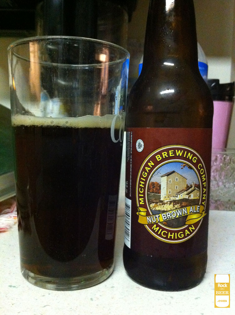 Michigan Brewing Nut Brown Ale
