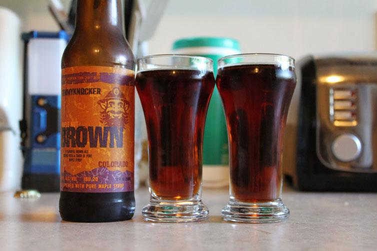 Tommyknocker Nut Brown Ale