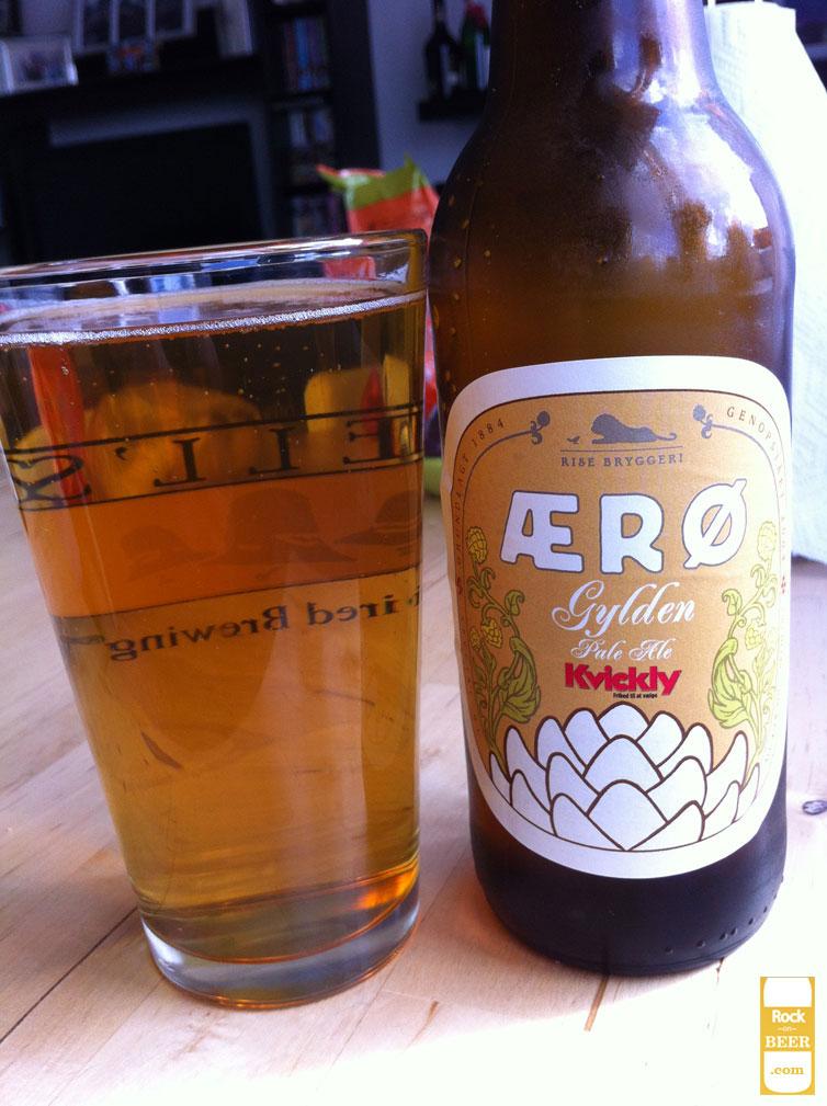Ærø Gylden Pale Ale