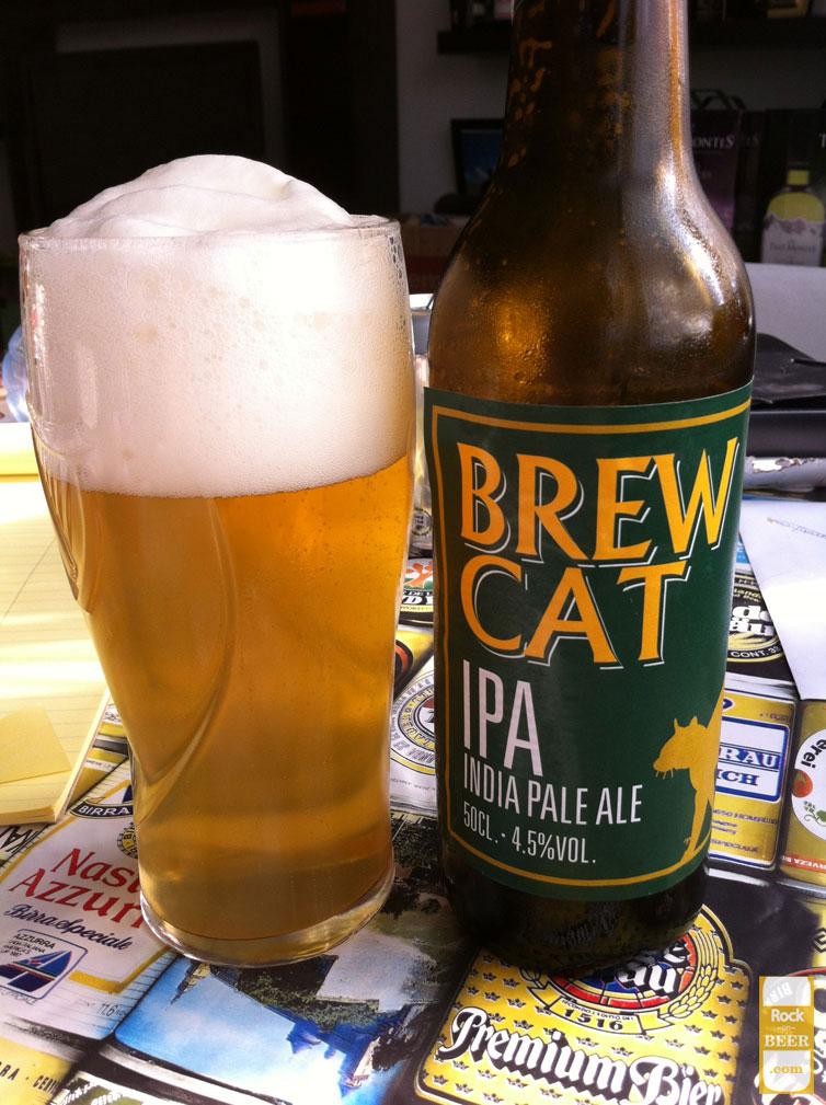 Brew Cat IPA