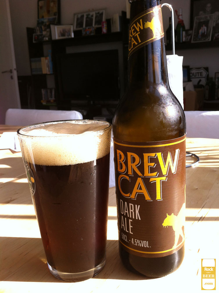 Brew Cat Dark Ale