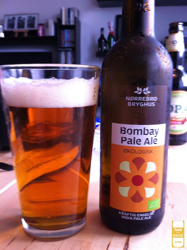 Nørrebro Bryghus Bombay Pale Ale