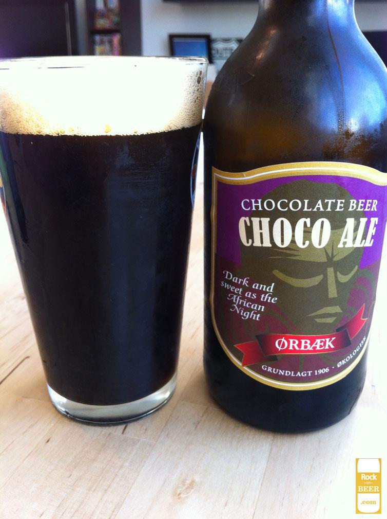 Ørbæk Choco Ale