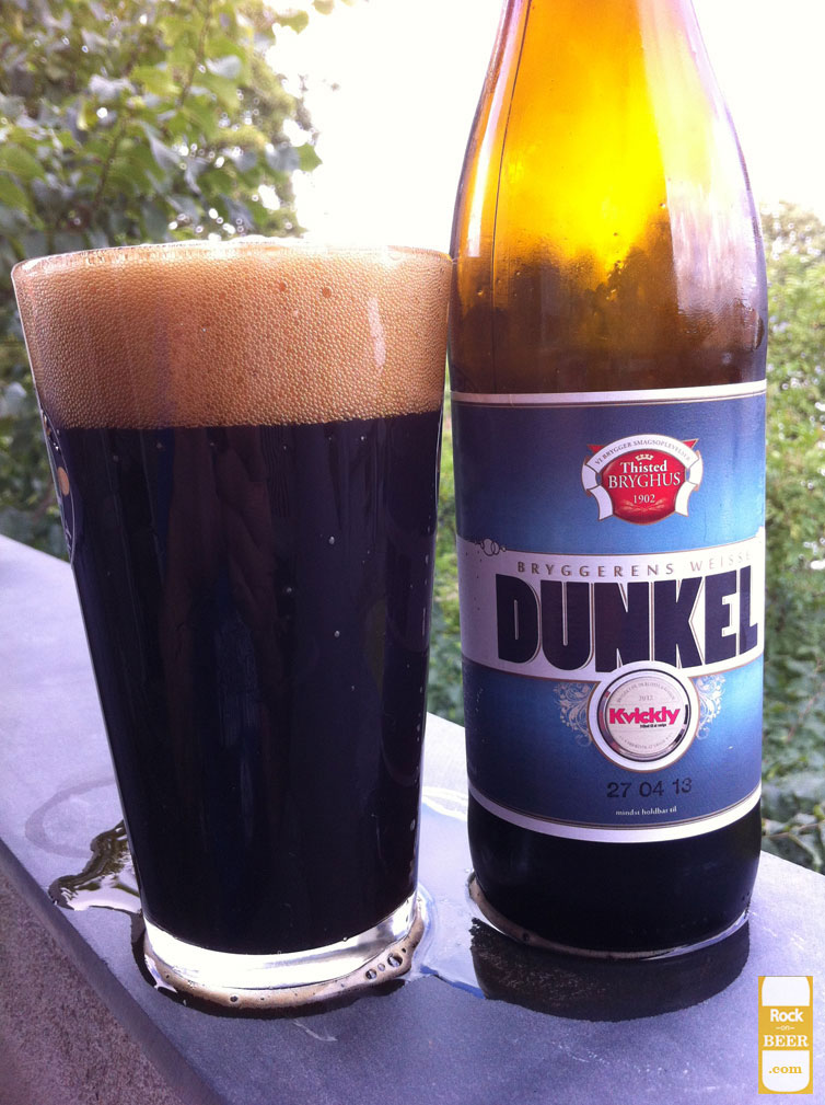 Thisted Bryggerens Weisse Dunkel
