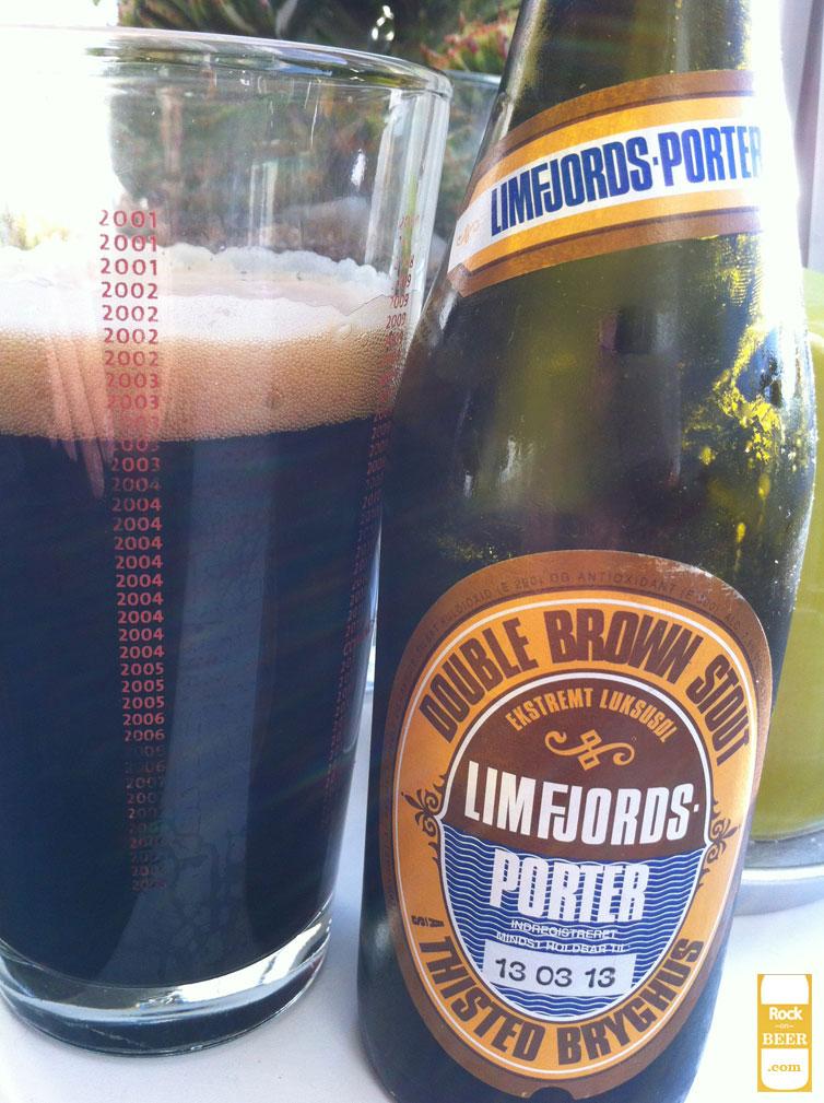 Thisted Limfjords Porter