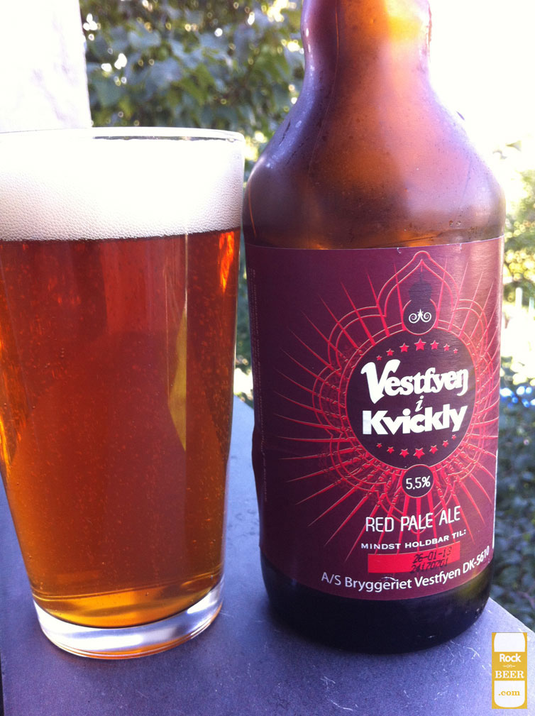 Vestfyn Red Pale Ale