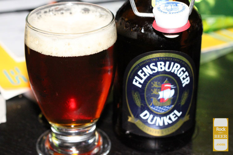 Dunkel from Flensburger Brewery