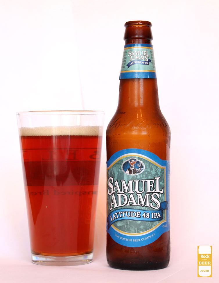 Samuel Adams Latitude 48 IPA