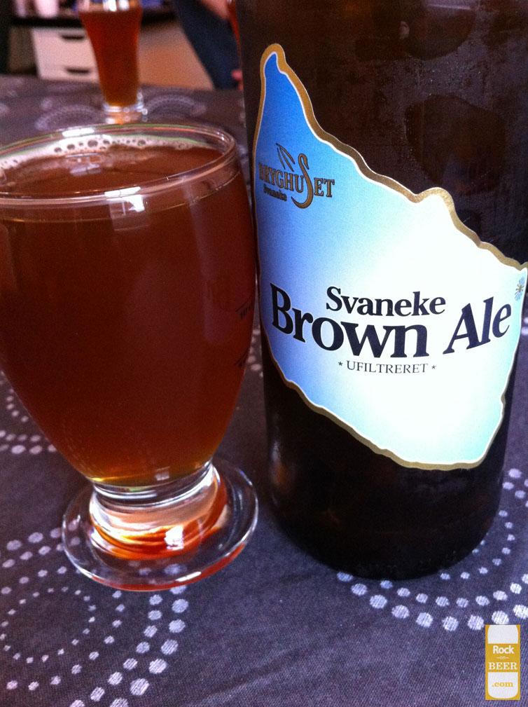 Svaneke Brown Ale