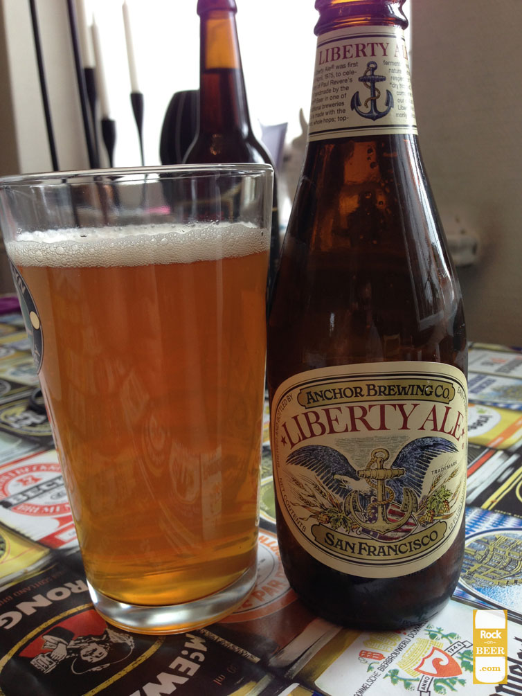 Anchor Brewing Co. Liberty Ale