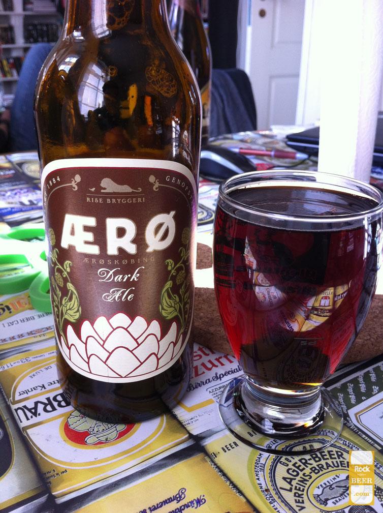 Rise Ærø Dark Ale