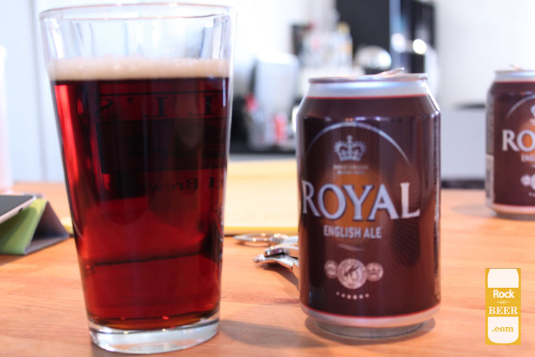 Royal's English Ale