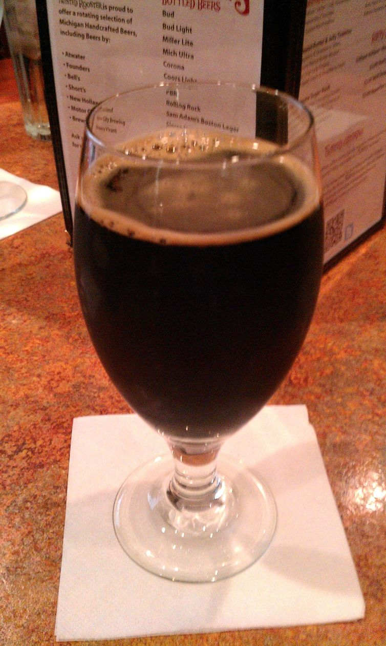 Founders Breakfast Stout, Oatmeal Stout, Grand Rapids, MI
