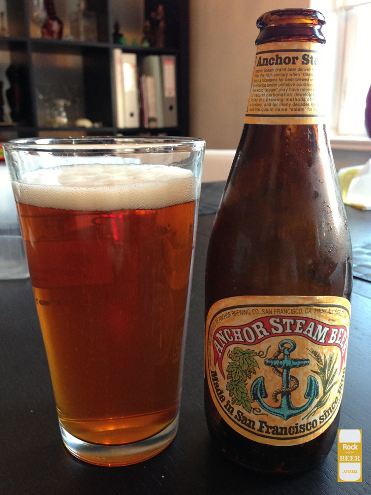 Anchor Brewing Anchor Steam Beer