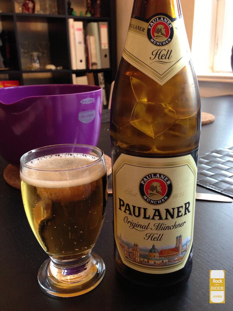 Paulaner Original München Hell