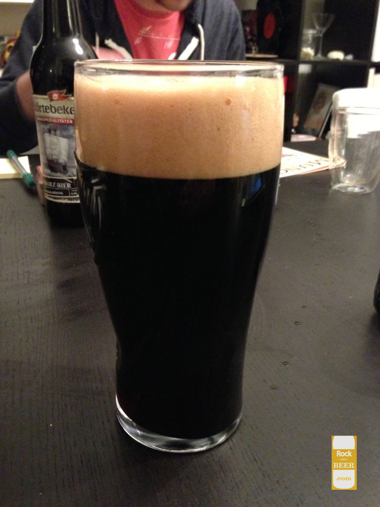 Schemer's Stout Homebrew