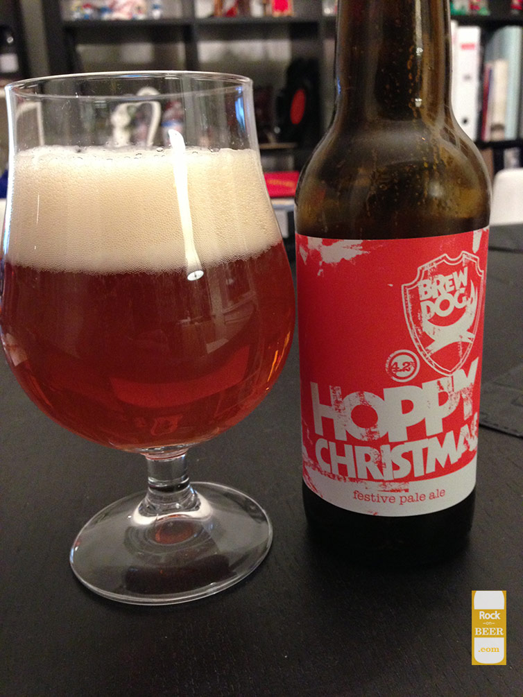 Brew Dog Hoppy Christmas