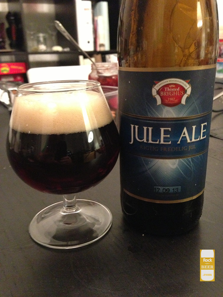 Thisted Jule Ale 2012