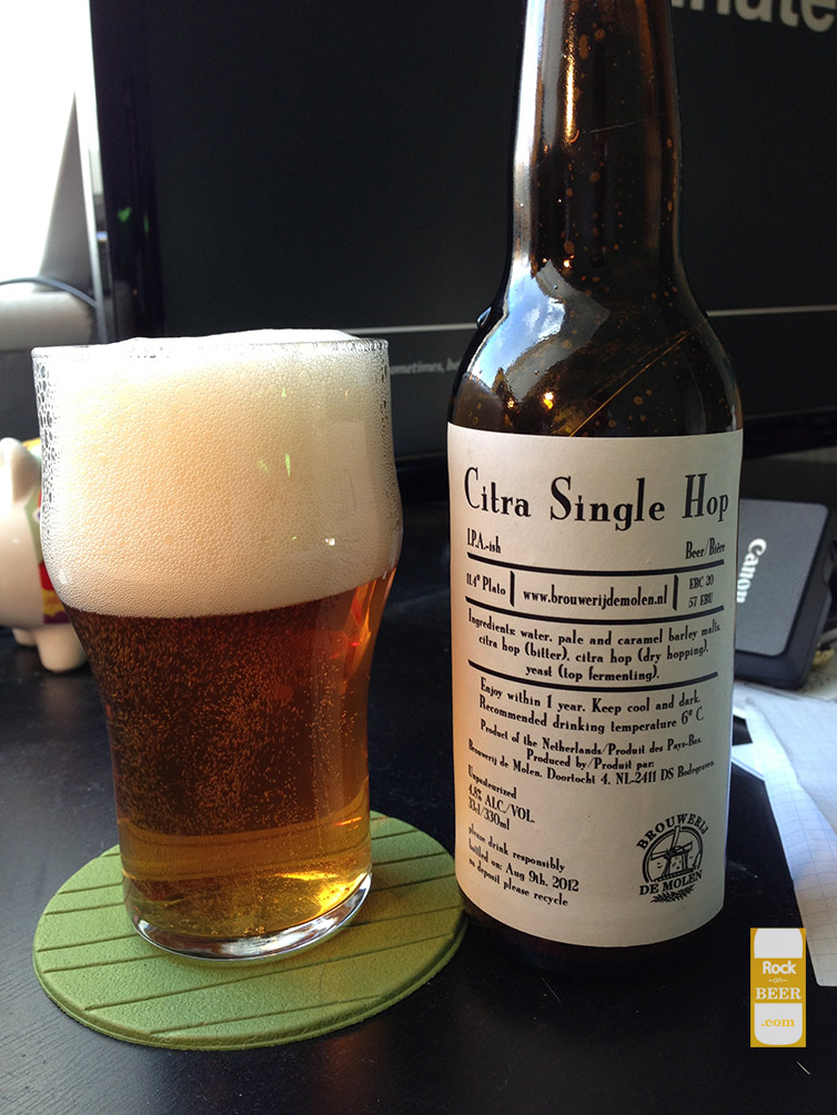 Brouwerij De Molen Citra Single Hop