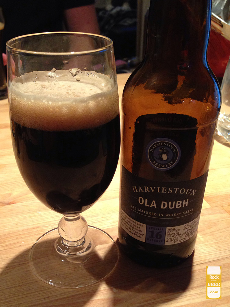Harviestoun Ola Dubh 16