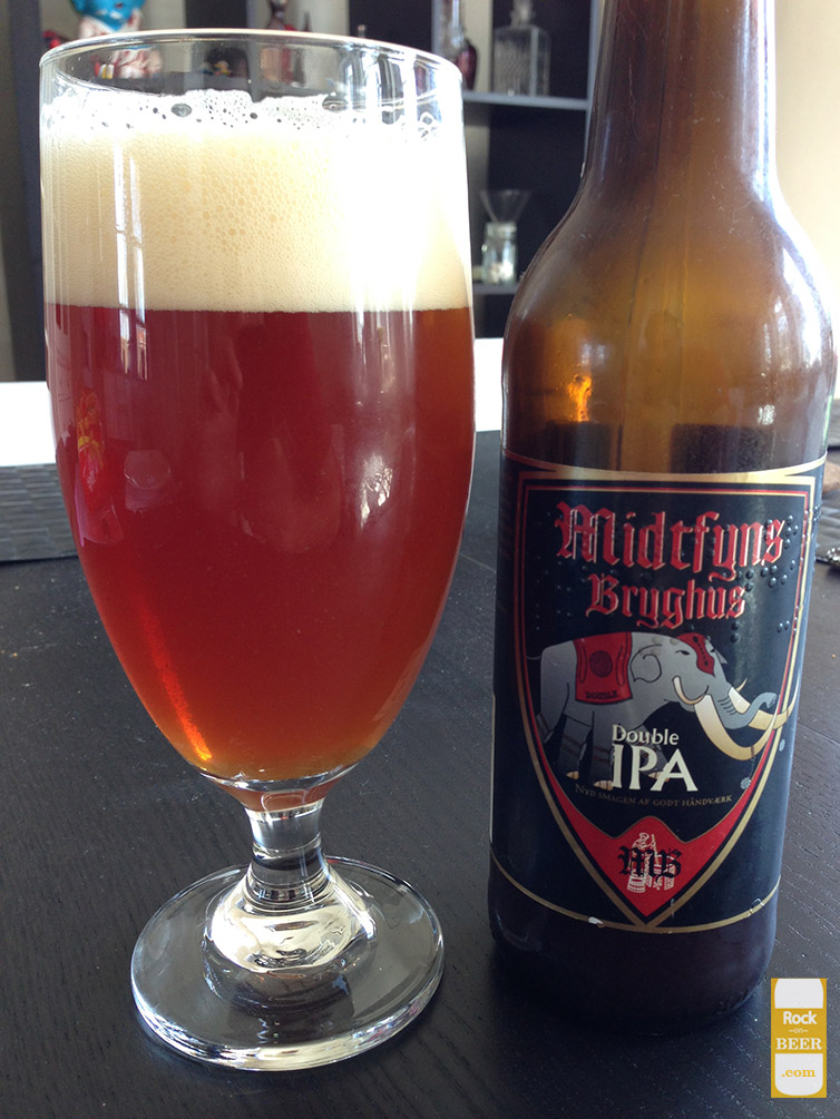 Midtfyns Bryghus Double IPA