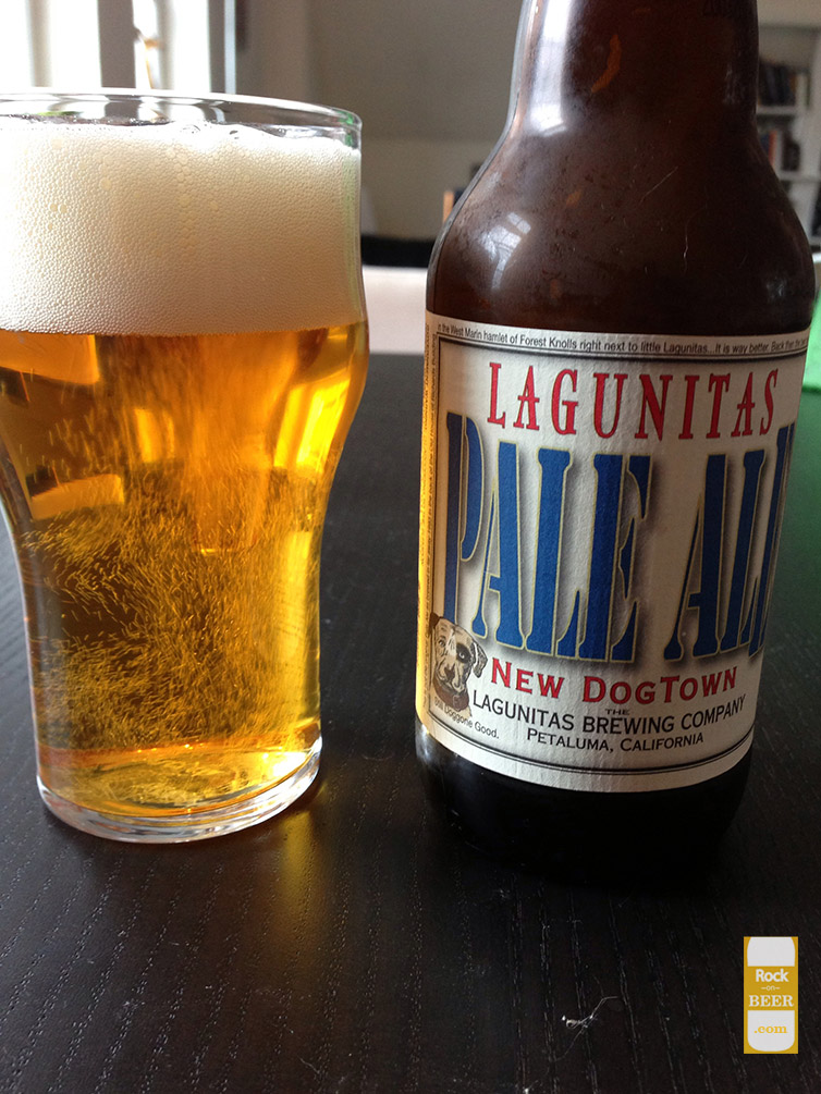 Lagunitas New Dogtown Pale Ale