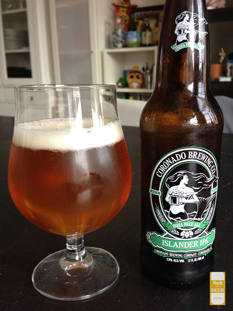 Coronado Brewing Co. Islander IPA