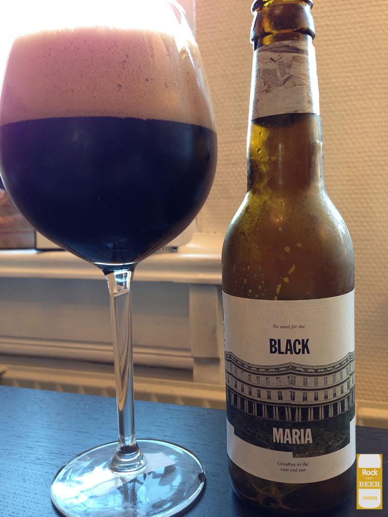 To Øl Black Maria