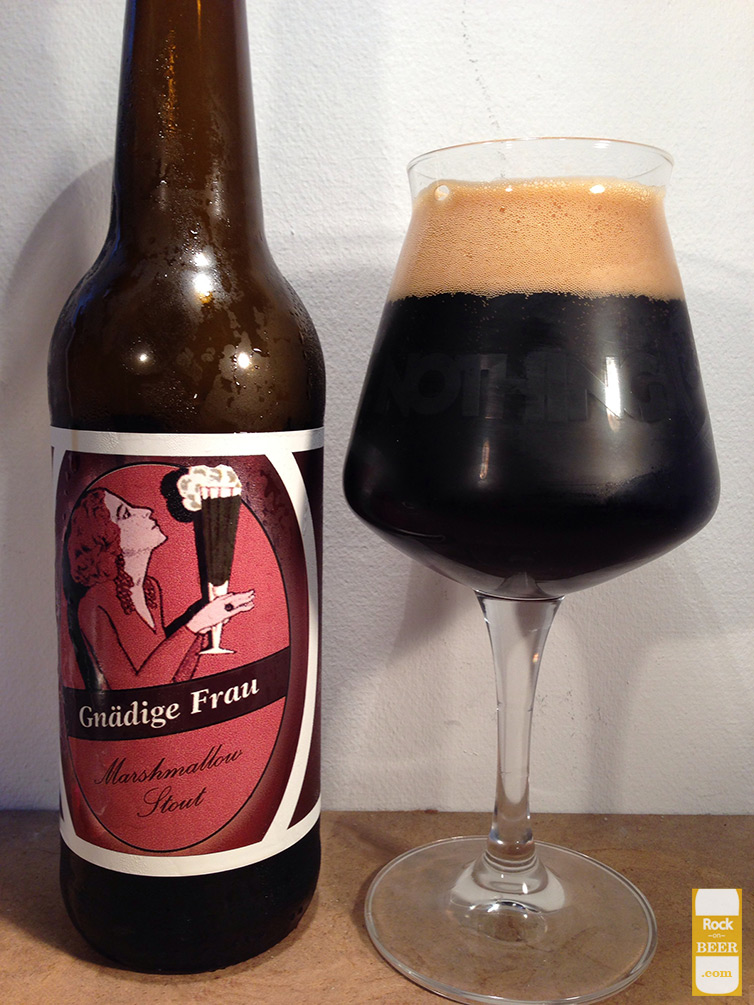 Amager and Off Color Brewing Gnädige Frau
