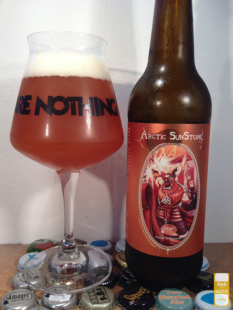 Amager Bryghus and Three Floyds Arctic Sunstone