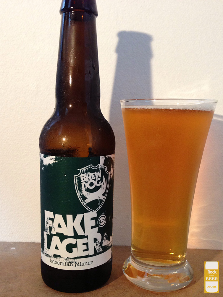 Brew Dog Fake Lager